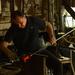 A master glassblower