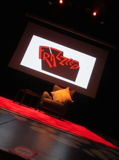Ruby Wax show by lilaclisa