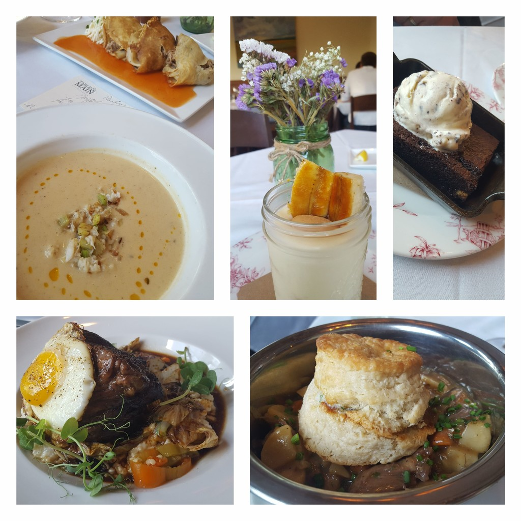 Southern Feast - Anniversary Dinner by darylo