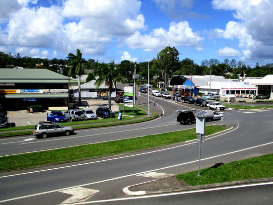Streets of Cooroy   Sunshine Coast by 777margo