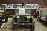 14th Apr 2018 - Military Jeep