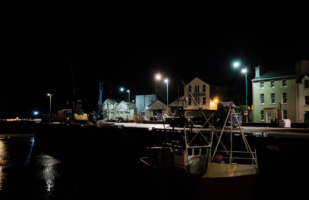 Ramsey IOM:  Import/Export Dock by vignouse