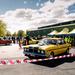 cars ready for Targa Tasmania