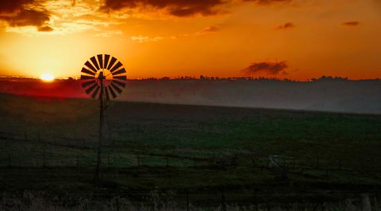 Rural Australia by purdey