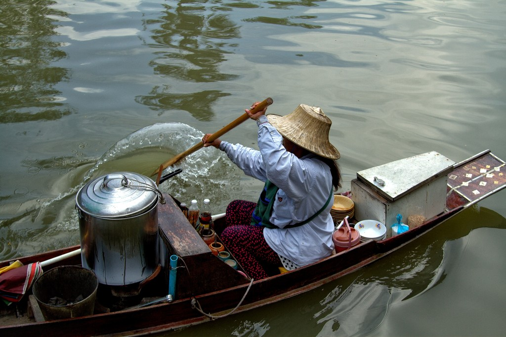 Floating markets by leananiemand