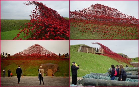 a few shots from Poppies Wave at Fort Nelson by quietpurplehaze