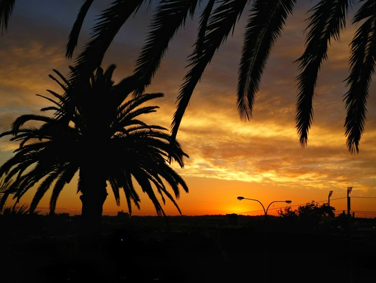 Sunset over West Perth by judithdeacon