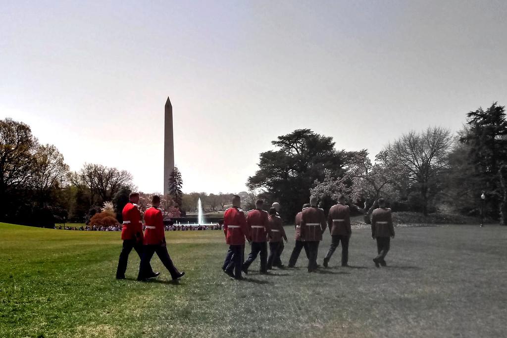 The President's Own by lynbonn