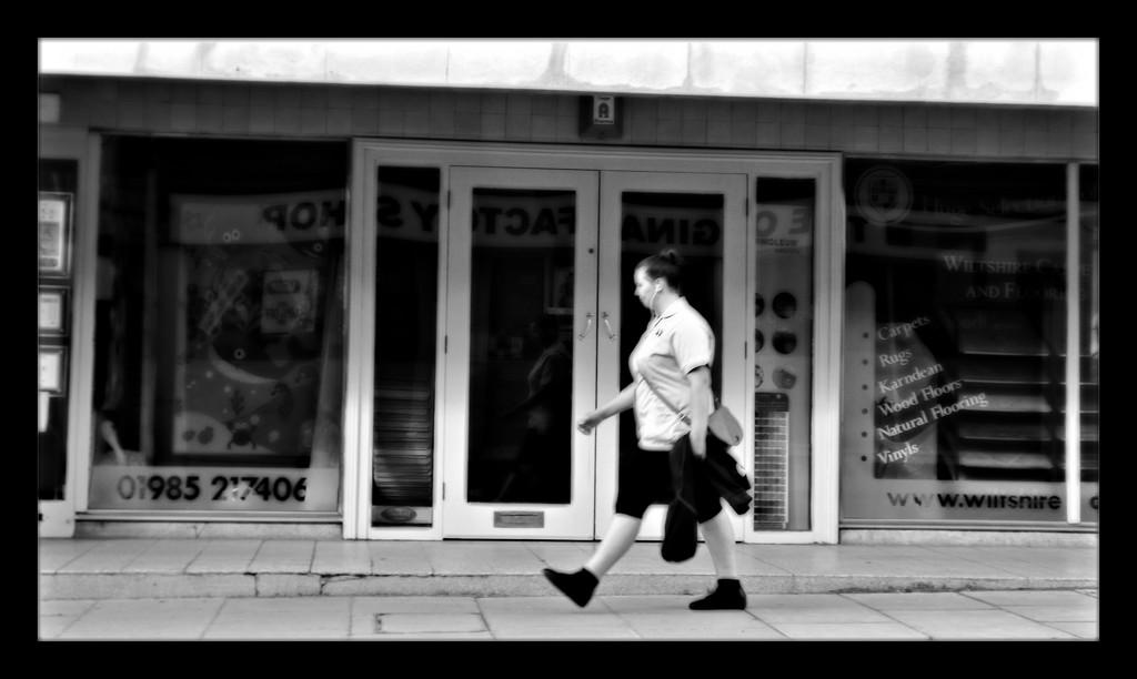 Best Foot Forward by ajisaac