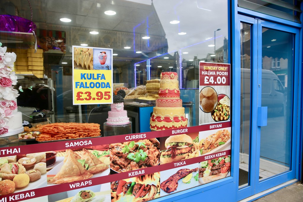 93/365 - Fancy some cake with your kebab? by wag864