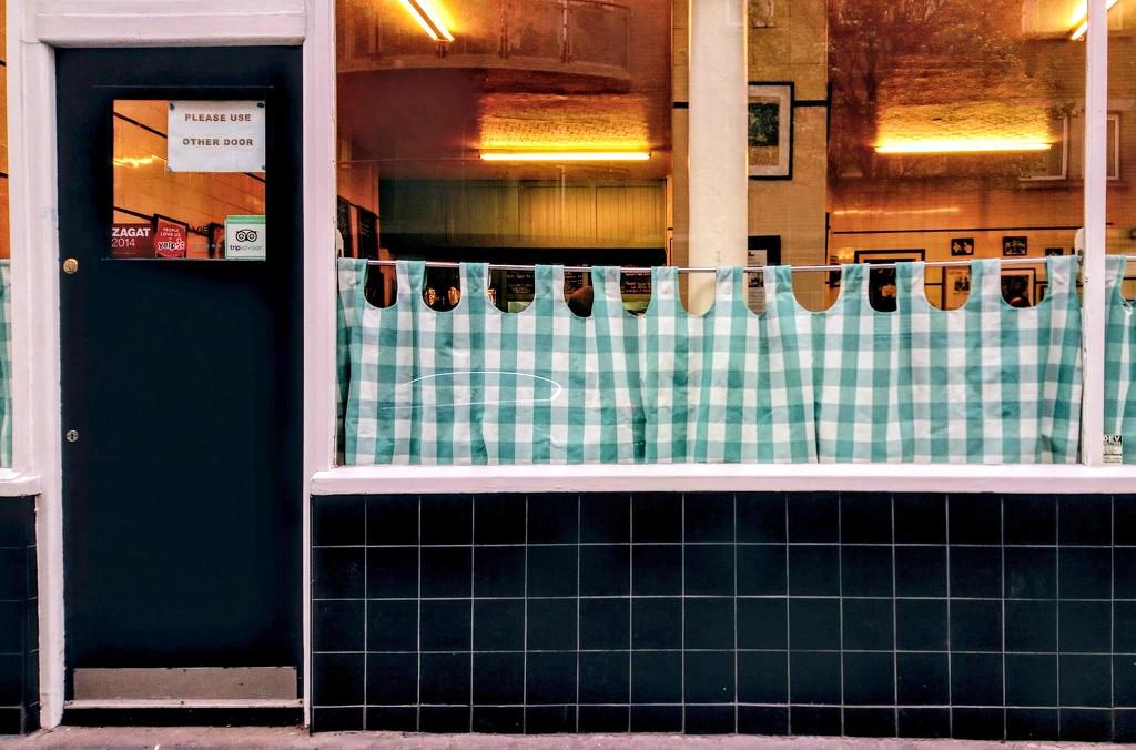 Regency cafe curtains by boxplayer