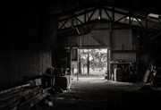16th Apr 2018 - Paimpont 2018: Day 82 - The Barn