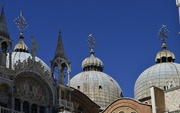 16th Apr 2018 - The three domes of St Mark