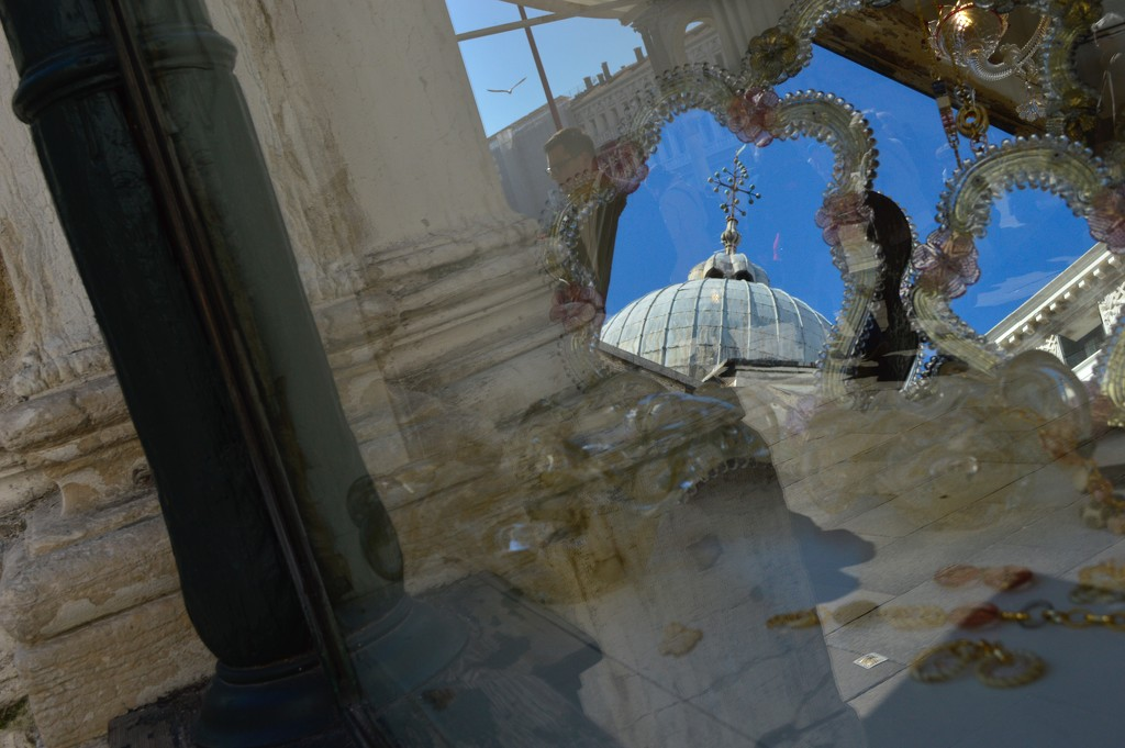 Venetian reflections by caterina