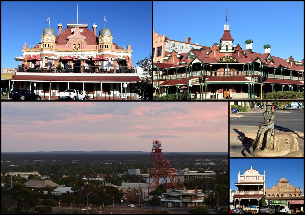 Kalgoorlie, Western Australia by merrelyn