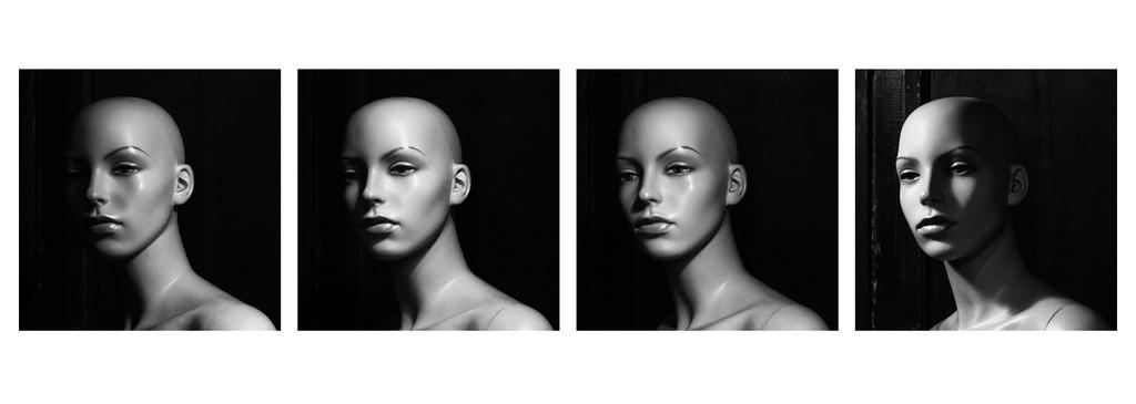 portrait lighting 1  by kali66