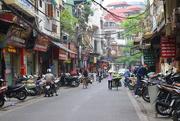 16th Apr 2018 - A side street in Hanoi