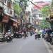 A side street in Hanoi