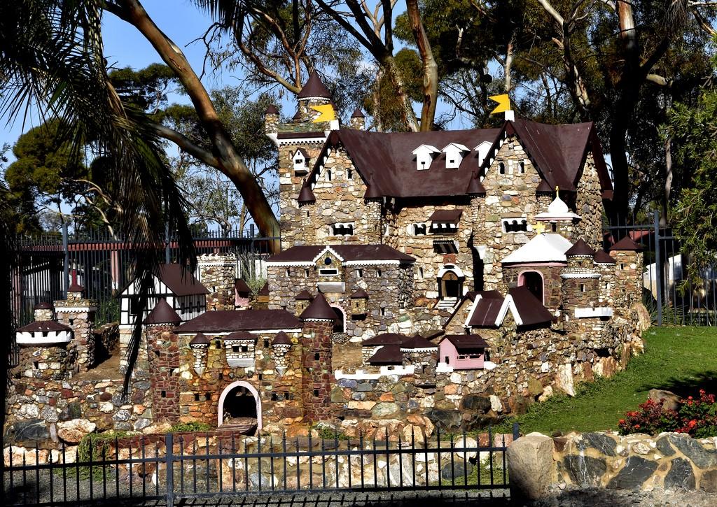 Kalgoorlie's Miniature Castle_DSC7033 by merrelyn