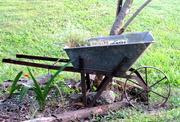 20th Apr 2018 - The lonely wheelbarrow