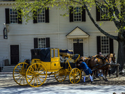 18th Apr 2018 - Transportation in Colonial Williamsburg