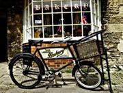 19th Apr 2018 - Bakery Bike