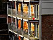 18th Apr 2018 - Balconies over Bristol
