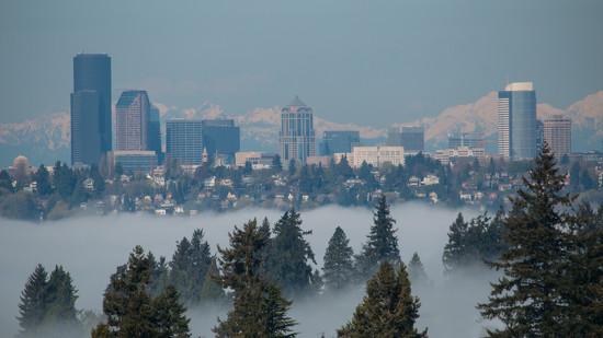 Fog Across the Lake by nanderson