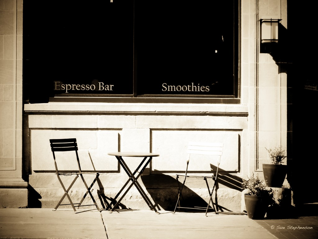 Expresso Bar and Smoothies by Swazzette