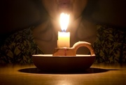 20th Apr 2018 - Candlelight
