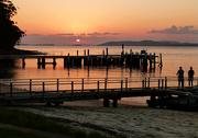 21st Apr 2018 - Little Beach Sunset