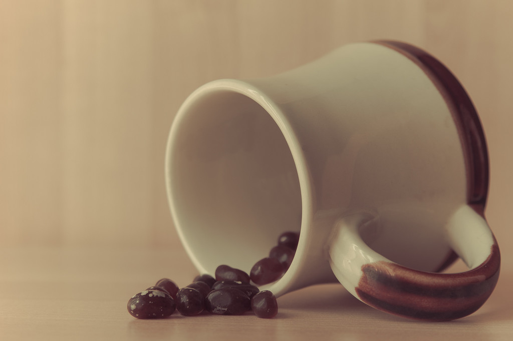 (Day 63) - Spilled Cappuccino by cjphoto