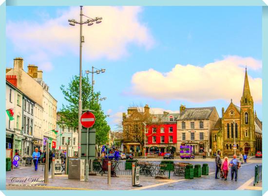 Caernarfon,North Wales by carolmw