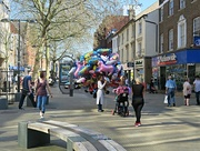 21st Apr 2018 -  Buy A Balloon.