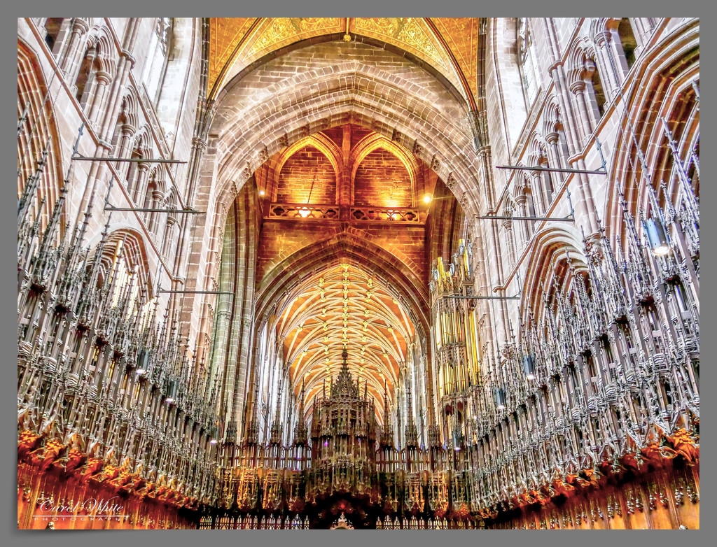 Chester Cathedral by carolmw
