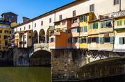 23rd Apr 2018 - Ponte Vecchio, Florence, Tuscany - new AV!