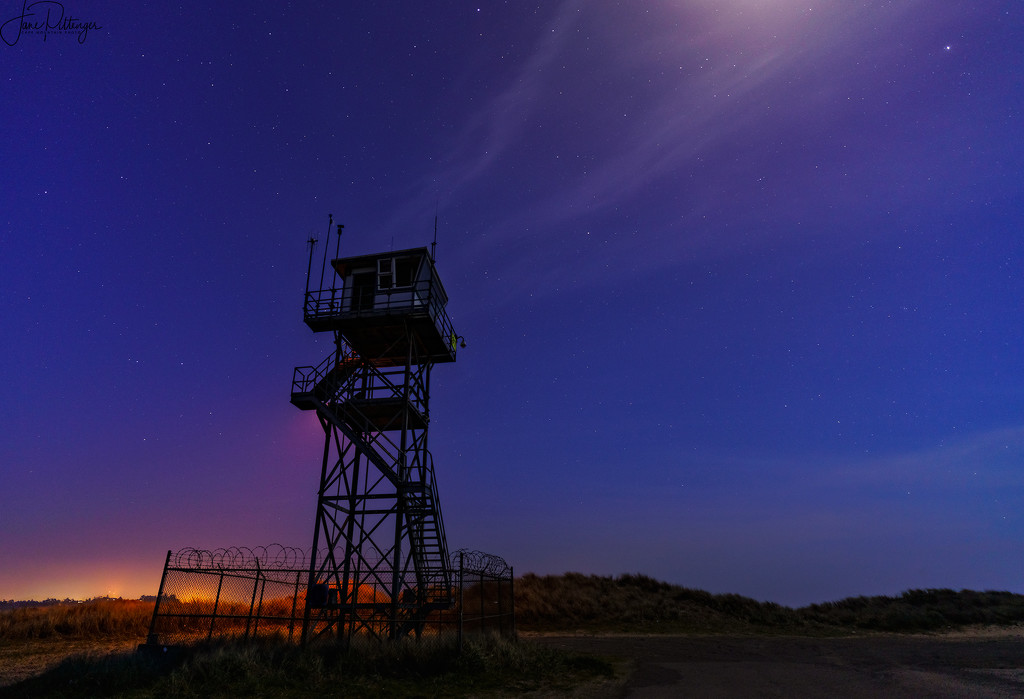 North Jetty Tower  by jgpittenger
