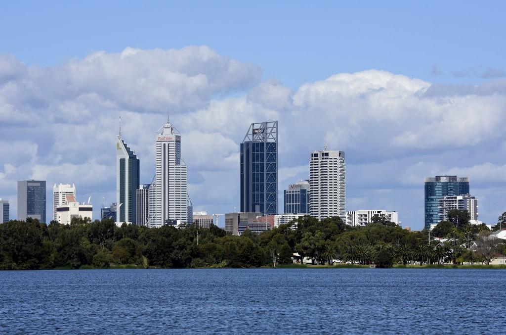Perth From Lake Monger_DSC7278 by merrelyn