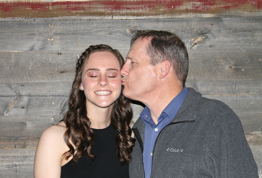 Kiss From Dad by harbie