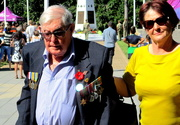26th Apr 2018 - One of our Veterans at Nambour ANZAC Day Memorial this morning
