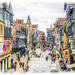 Eastgate Street,Chester by carolmw