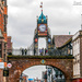 The Eastgate Clock,Chester