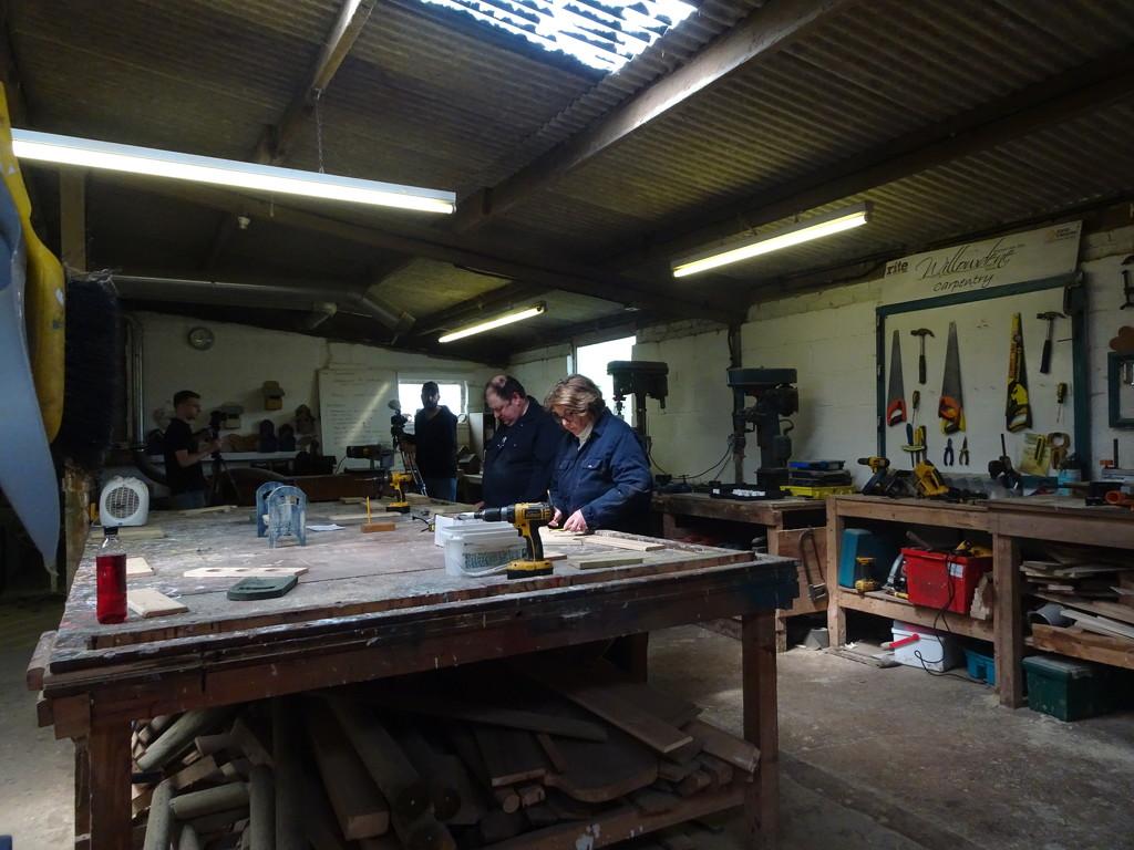 The workshop  by beryl