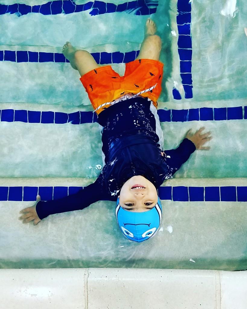 Swimming School  by tracys