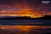 27th Apr 2018 - Sunset on Svorksjøen