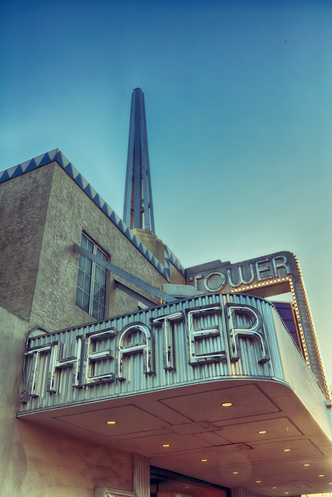 MDC Tower Theater by pdulis