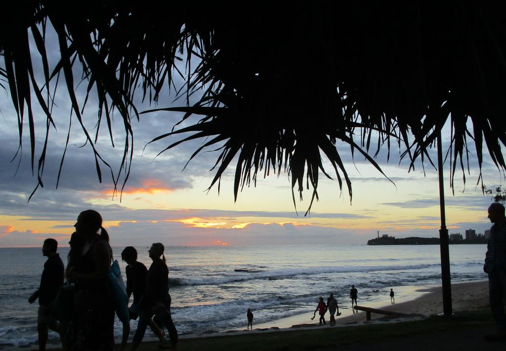 ANZAC Day sunrise by 777margo
