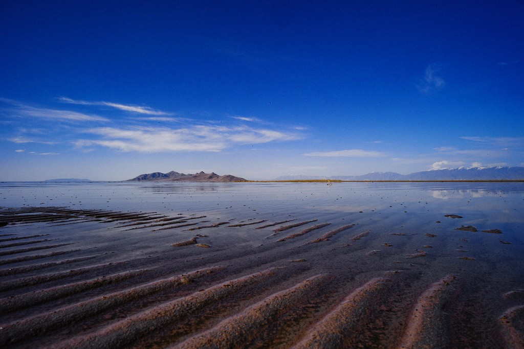 Great Salt Lake by domenicododaro