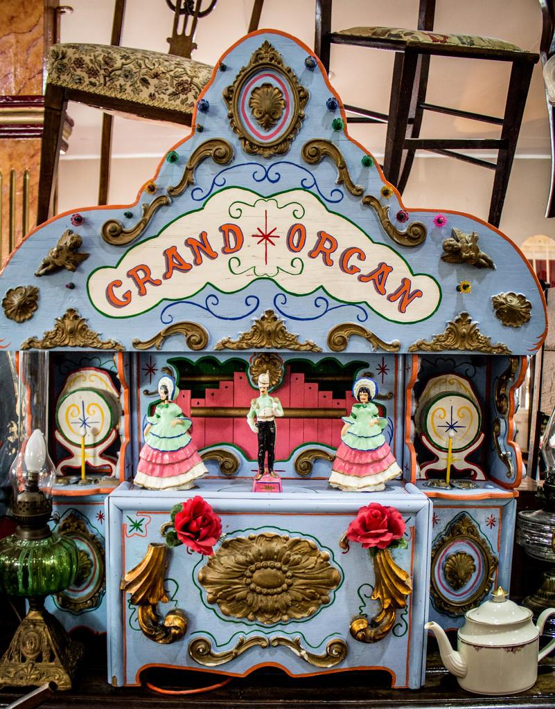 The grand organ by swillinbillyflynn