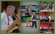 29th Apr 2018 - Brass Band.... Steel'n' Wheels...